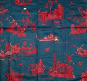 My Favorite Schumacher Fabric!  Designed by Alessandra Branca.